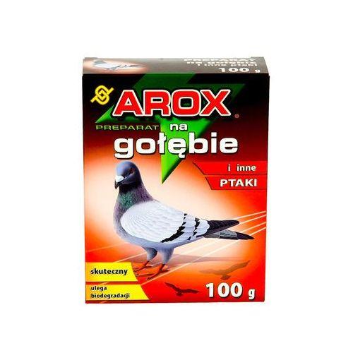 Arox Preparat odstraszający na gołębie () granulat