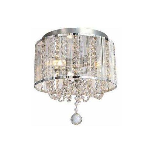 Reality Evarton 628003-06 plafon lampa sufitowa 3x40W E14 chromowy