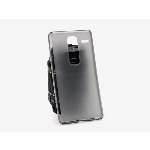 FLEXmat Case - LG Zero - etui na telefon - czarny, kup u jednego z partnerów