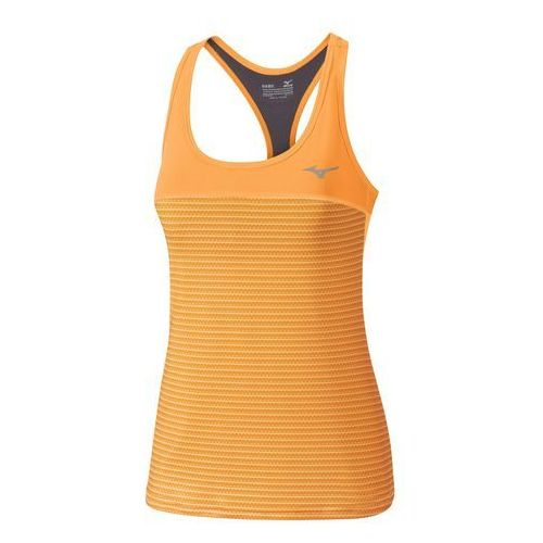 Mizuno Ranma Support Tank - orange pop