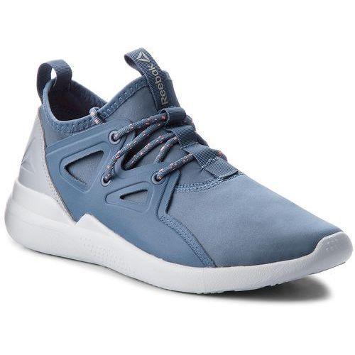 Buty Reebok - Cardio Motion CN4865 Blue/Grey/White/Pink, kolor niebieski