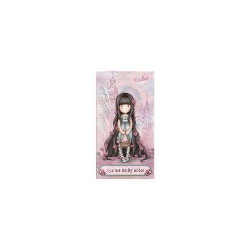 Karteczki samoprzylepne - Rosebud