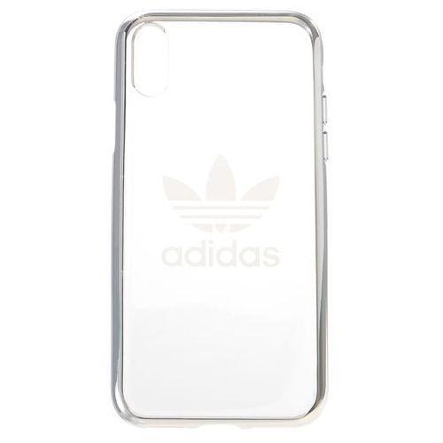 Adidas Entry Case iPhone X (srebrny) (8718846051439)