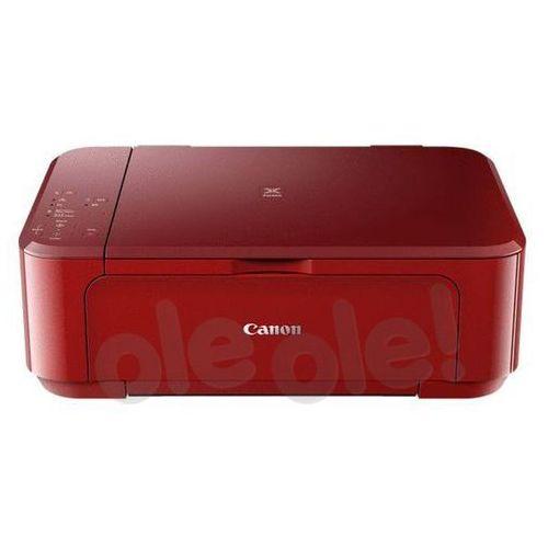 Canon PIXMA MG3650 (czerwony) - produkt w magazynie - szybka wysyłka!