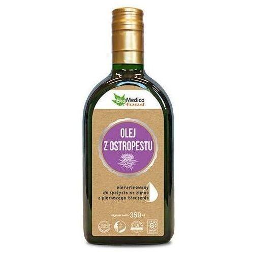 Ekamedica Olej z nasion ostropestu z pierwszego tłoczenia nierafinowany 350ml