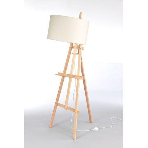 Lampa podłogowa sztaluga light wood nr 2472 marki Namat