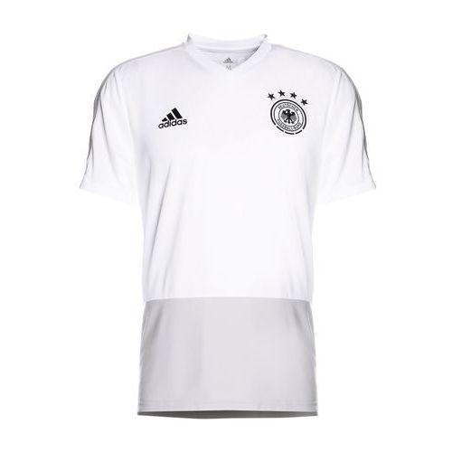 adidas Performance DFB TRAINING AWAY Koszulka reprezentacji white/grey two/black (4059322458880)