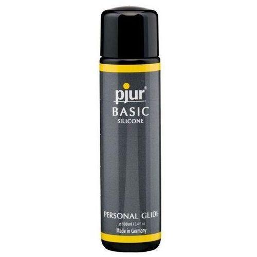 Żel silikonowy pjur basic personal glide 100 ml   100% dyskrecji   bezpieczne zakupy marki Pjur (ge)