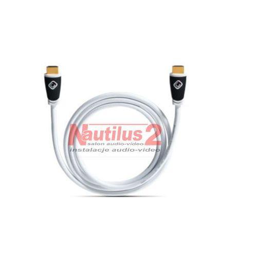 Oehlbach HDMI biały 1.5m