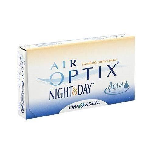 Air optix® aqua night&day 3 szt. - wyprzedaż marki Alcon