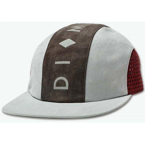 czapka z daszkiem DIAMOND - Marquise Sp19 5 Pan Clipback Grey (GRY) rozmiar: OS, kolor szary