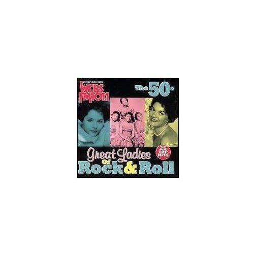 Wcbs Fm101. 1: Great Ladies Rock N Roll 50's / Var, kup u jednego z partnerów
