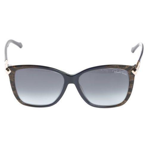 Roberto cavalli menkent okulary przeciwsłoneczne niebieski uni
