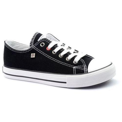 Trampki BIG STAR T274023 czarny, kolor czarny