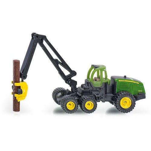 Siku 16 - Traktor leśny John Deere - produkt z kategorii- Traktory