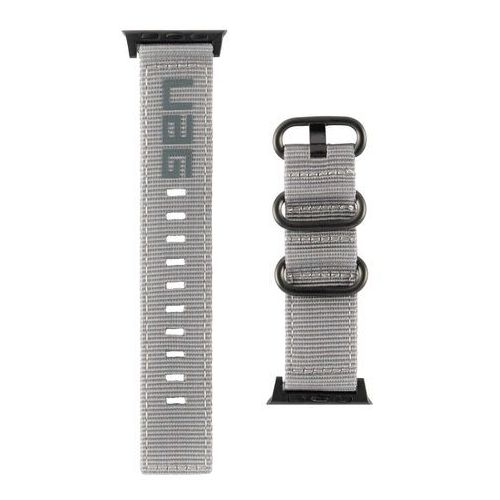 Urban armor gear uag nato strap materiałowy pasek do apple watch 44 mm / 42 mm (grey)
