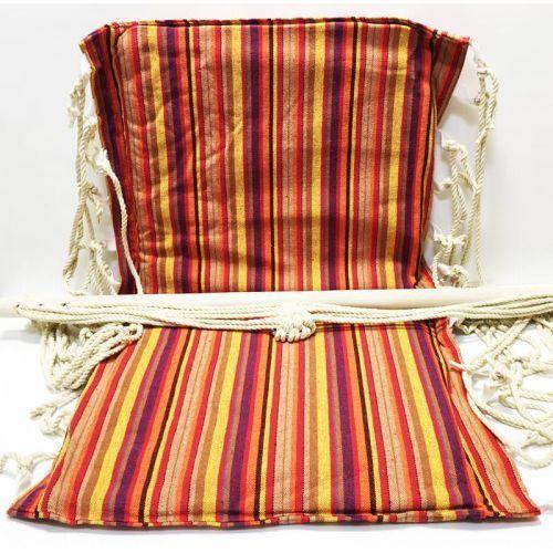 Iso trade Malatec hamak ogrodowy - siedzisko (5901785364002)