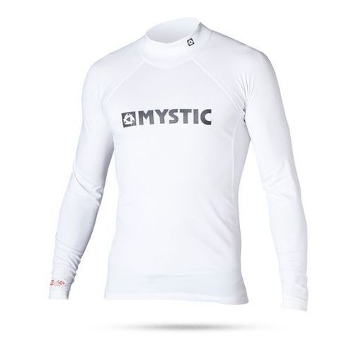 Lycra Mystic 2016 Star Rashvest Junior L/S White