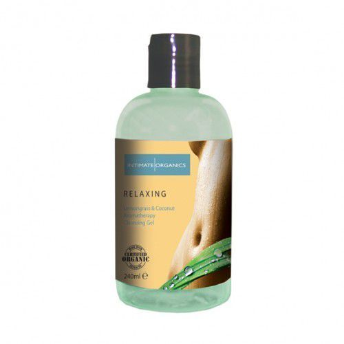Relaksujący żel do higieny intymnej - Intimate Organics Relax Cleansing Gel - sprawdź w wybranym sklepie