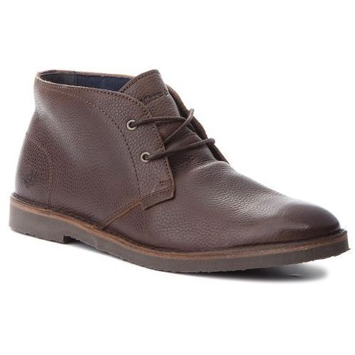 Marc o'polo Trzewiki - 607 20134001 131 dark brown 790