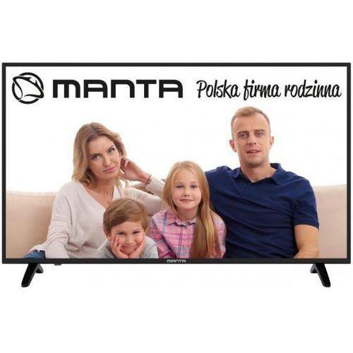 TV LED Manta 50LUA28L