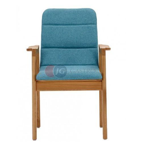 Krzesło z podłokietnikiem Dąb Paged B-DUBd