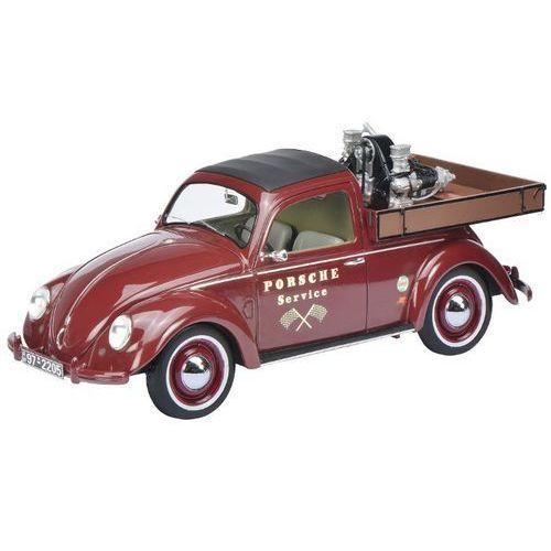 Volkswagen Beetle Beutler Pick-up Porsche Service with Carrera-Motor - Schuco. DARMOWA DOSTAWA DO KIOSKU RUCHU OD 24,99ZŁ (4007864004461)