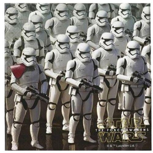 P.star wars force awak.20szt.serw.33x33 2w. marki Godan