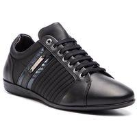 Sneakersy VERSACE COLLECTION - V900421 VM00448 V991N Nero, w 4 rozmiarach