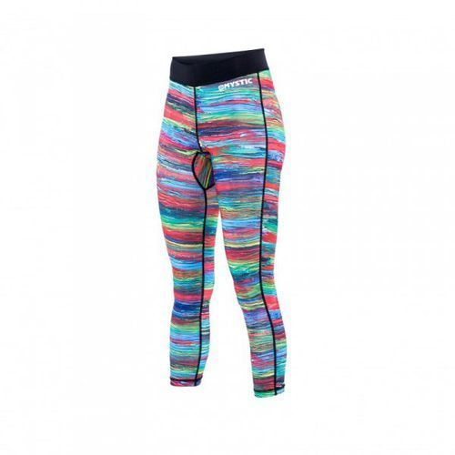 Mystic dazzled lycra pants rainbow 2016