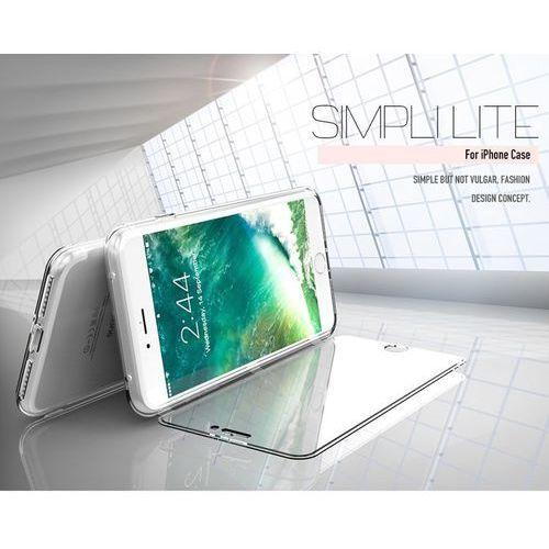 Kisscase przeźroczyste etui silikonowe dla iphone 6 i 6s (fioletowe) - fioletowy \ iphone 6 i 6s marki Oficjalna dystrybucja