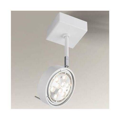 Shilo Regulowana lampa sufitowa fussa 2218/g53/bi metalowa oprawa reflektorowa spot biały