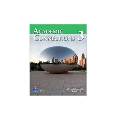 Academic Connections 3. Podręcznik + MyAcademicConnectionsLab, oprawa miękka
