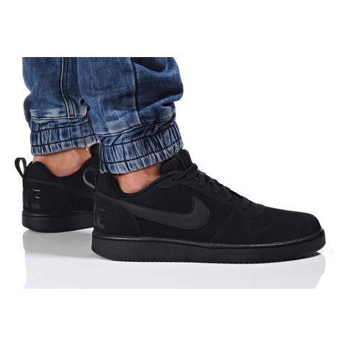 Buty court borough low 838937-001, Nike, 40-45