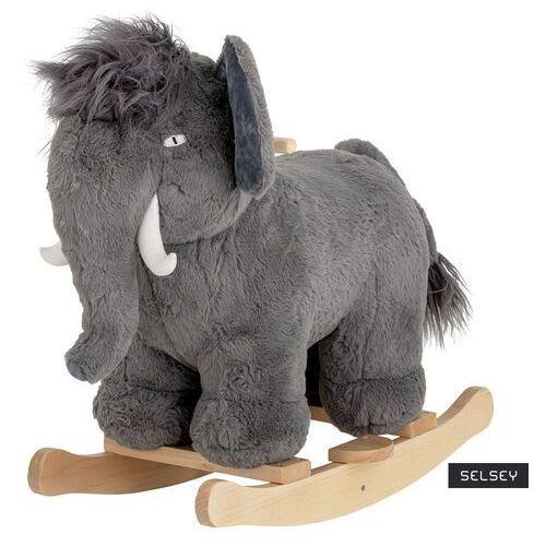 SELSEY Siedzisko dla dziecka Alshain mamut na biegunach (5903025623252)