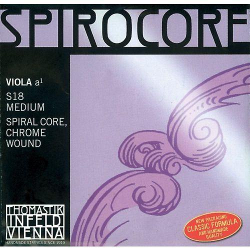 (637103) spirocore struna do altówki - spiralny rdzeń - a miękka - s18w marki Thomastik