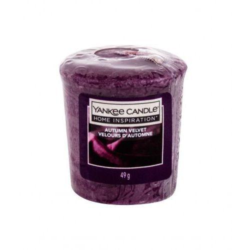 Yankee Candle Autumn Velvet świeczka zapachowa 49 g unisex