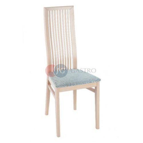 Krzesło bez podłokietnika Emalia Paged A-FINEZJAe