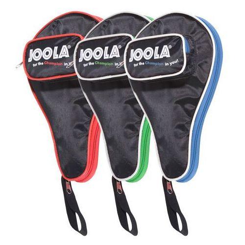 Pokrowiec na rakietkę paletkę do tenisa stołowego pocket, zielono-czarny marki Joola