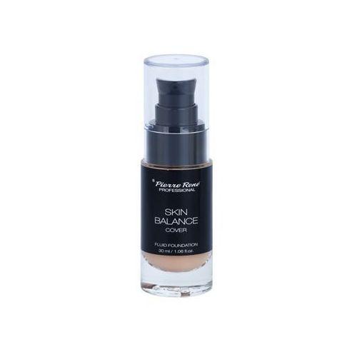 Pierre René Face Skin Balance wodoodporny make-up dla długotrwałego efektu odcień 25 Natural 30 ml