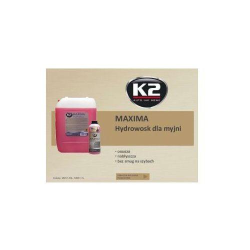 - maxima - wydajny i pachnący hydrowosk suszący marki K2