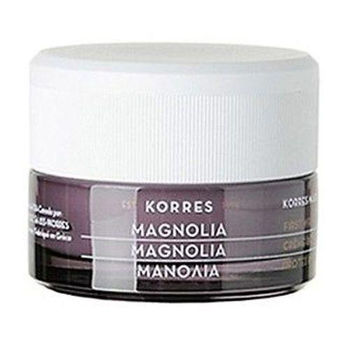 Korres First wrinkles night cream magnolia all skin types krem na noc przeciw pierwszym oznakom starzenia z wyciągiem z kory magnolii 40ml -  (5203069045608)