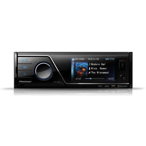 Pioneer MVH-8300BT, sprzęt car-audio