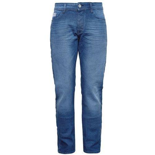 Q/S designed by jeansy męskie, 34/34, niebieskie, jeansy