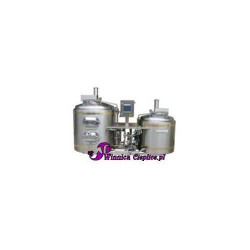 Tłocznia soków nfc Kompletny mini browar 1hl