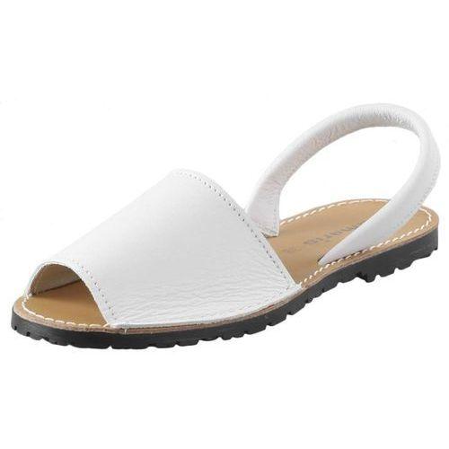 sandały white marki Tamaris