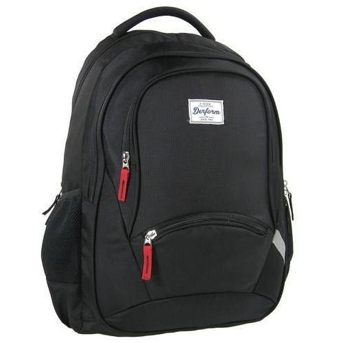 Plecak młodzieżowy 19 C 38 czarny