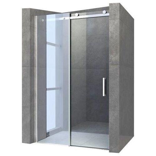 Przesuwne drzwi prysznicowe montana 8mm 100cm, 120cm marki Zoja