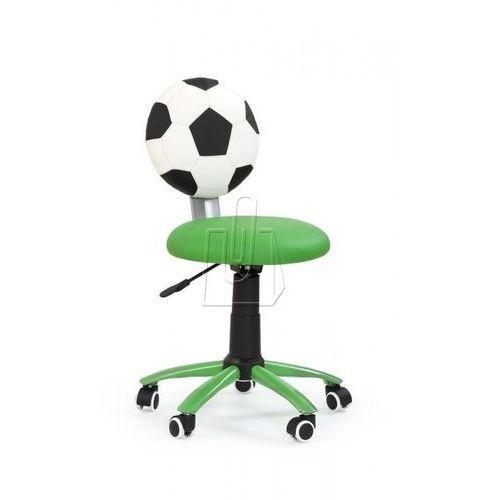 Halmar Fotel młodzieżowy  gol zielony