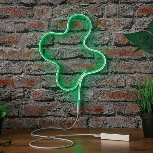 Paulmann taśma LED Neon Colorflex USB 1m zielona (4000870705636)